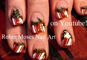 here is my christmas nail art playlist full of xmas nail ideas to keep you painting all season long these diy nail art designs are right from my shop on