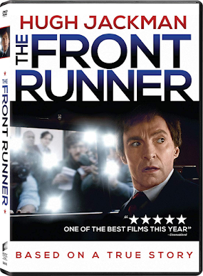 The Front Runner [2018] [DVD R1] [Latino]