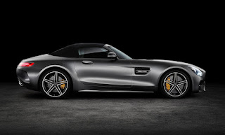 2016 Mercedes-AMG GT C Side  Picture