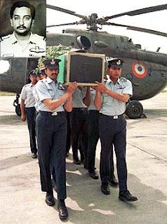 Lt Nachiketa Martyr, Kargil Vijay Diwas, Kargil Vijay Divas Picture