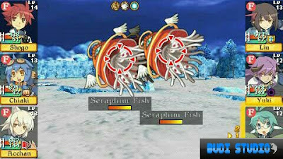 Class of Heroes 3 PPSSPP PSP 4