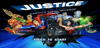 Justice League EFD APK Unlimited Money Mod