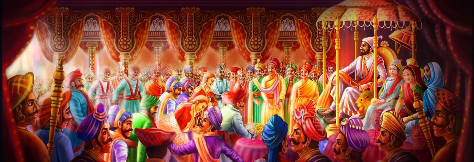 Shivaji Raje 3d Wallpaper Shivcharitra By Babasaheb Purandare Shivaji Maharaj