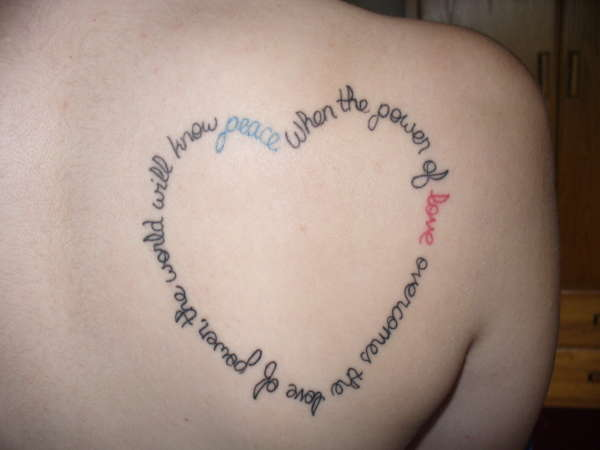 Todobd meaningful of tattoos quotes for Meaningful thigh tattoos