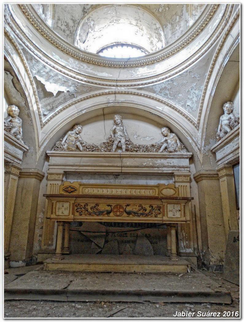 Decay art and urbex arquitectura funeraria vol 1 for Arquitectura funeraria