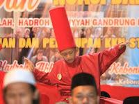 Kyai Budi Harjono Ajak Cinta Tanah Air di Kebonturi Bersholawat