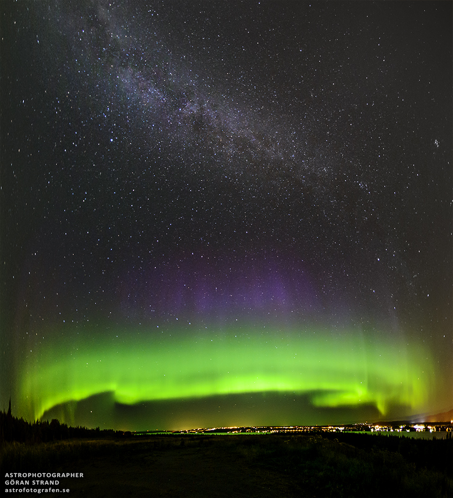 20 Fenomena Aurora Terindah Pilihan Nasa  Belajar Semesta