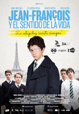 Jean-François i El Sentit De La Vida 2018 Custom HD Spanish