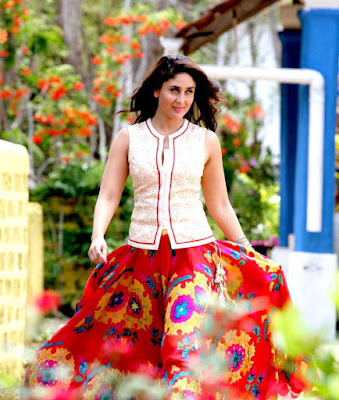 Starry Allure. Kareena Kapoor western look is gorgeous too.