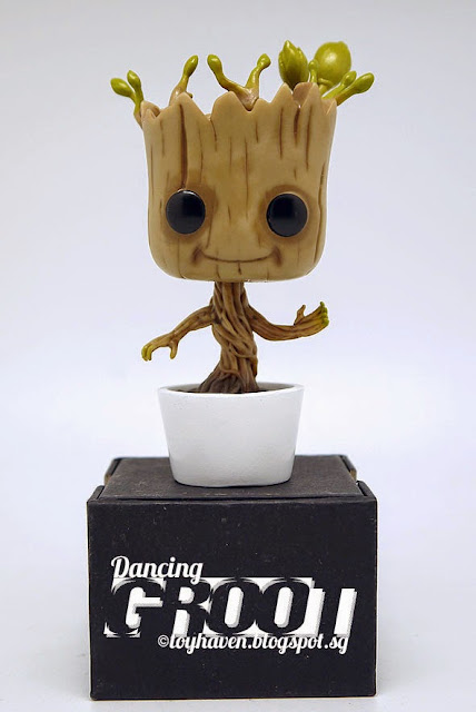 Christmas Groot Funko Pop.Toyhaven Review Of The Funko Pop Marvel Guardians Of The