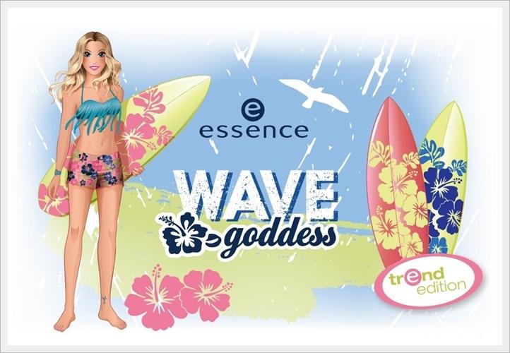 ESSENCE - ''Wave Goddess'' ( edycja limitowana )