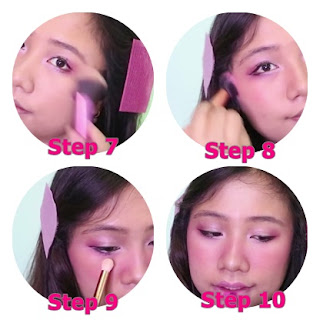 Japanese-makeup-look