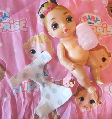 MGA Baby Born Surprise
