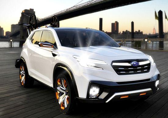 2017 Subaru Viziv Review