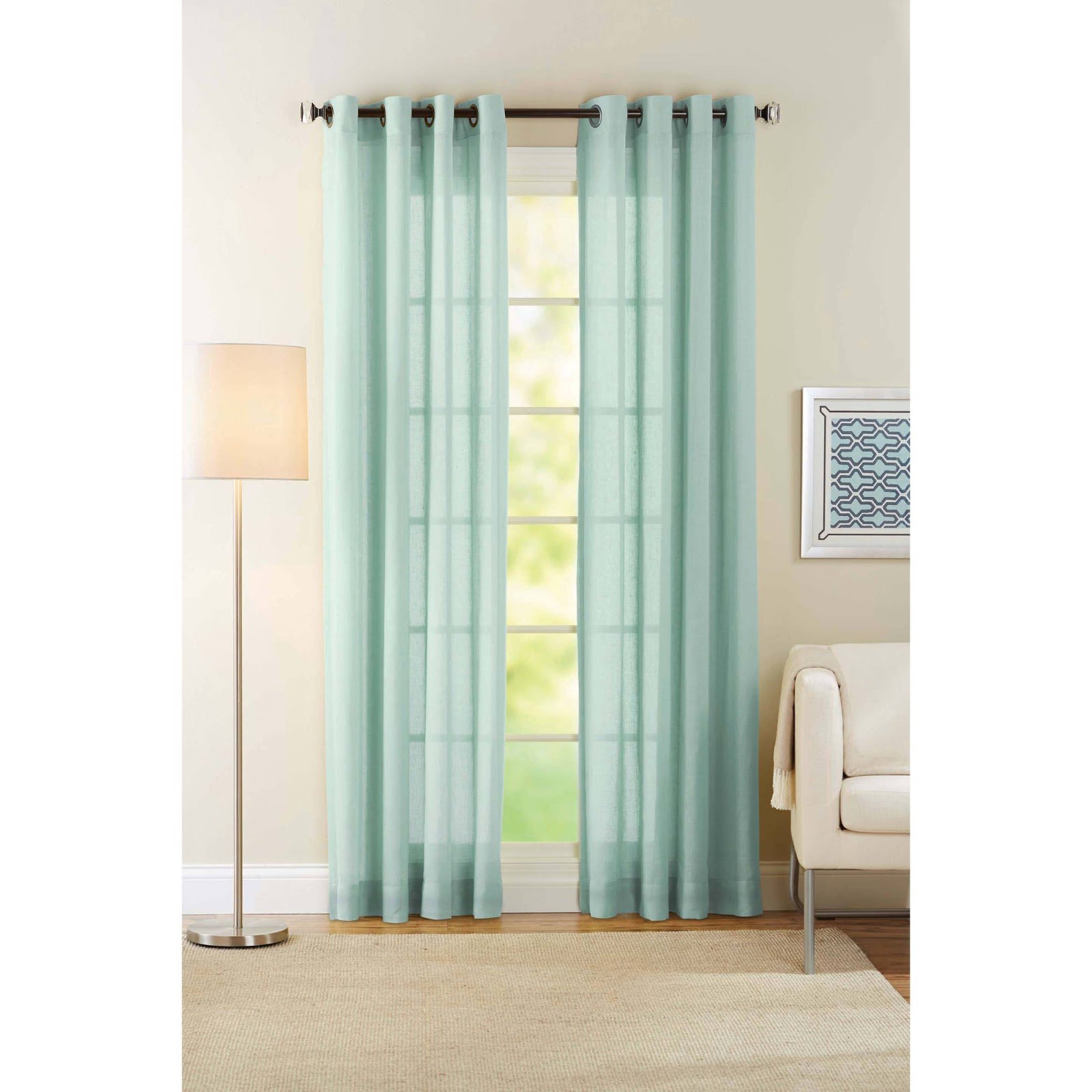 Curtains To Hide Washer And Dryer Make Room Dark Match Blue Walls Measure