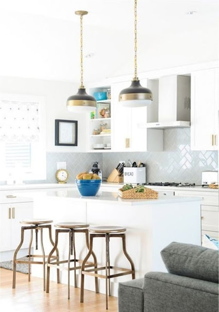 Chic Country Style Kitchens 8