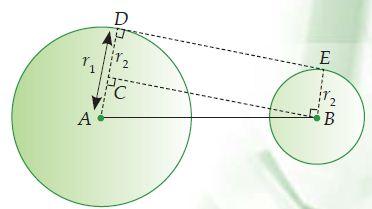 Rumus panjang garis singgung persekutuan dua lingkaran rumus panjang garis singgung persekutuan luar dan dalam dua lingkaran beserta contoh soalnya ccuart Choice Image