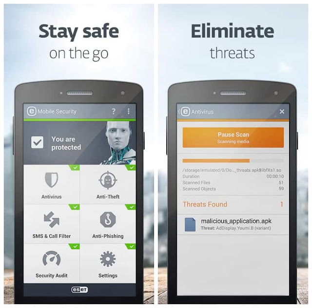ESET NOD32 Mobile Security & Antivirus Key