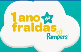 Cadastrar Promoção Pampers 2017 Fraldas Grátis Por 1 Ano