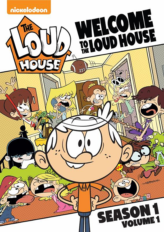 The Loud House The Sweet Spot : house, sweet, NickALive!:, Nickelodeon, Paramount, Confirm, House, Season, Volume, Welcome, House