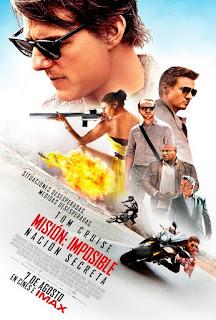 Cartel: Misión: Imposible. Nación secreta (2015)