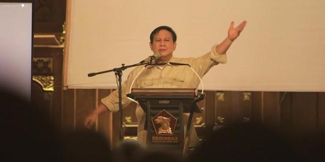 Prabowo Subianto ucapkan bela sungkawa untuk korban Lion Air jatuh