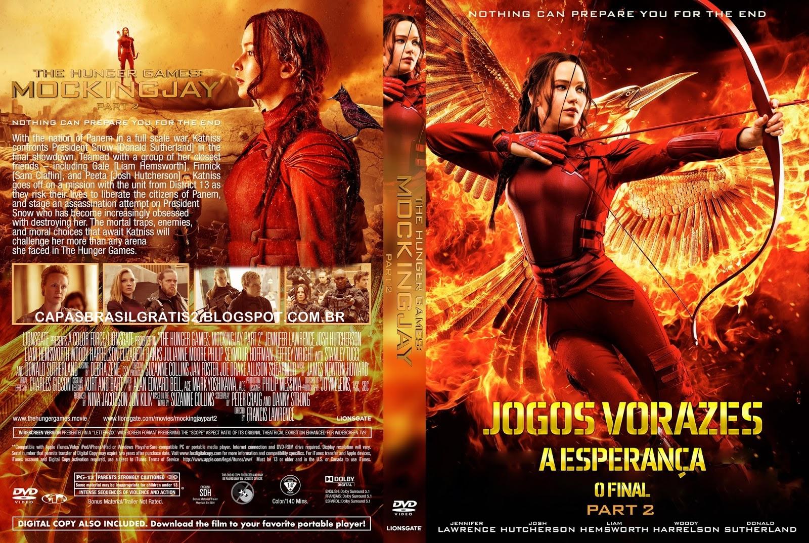 Jogos Vorazes A Esperança O Final DVD-R Jogos 2BVorazes 2BA 2BEsperan 25C3 25A7a 2BO 2BFinal 2B2015