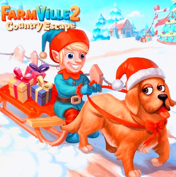 Farmville 2 Christmas Event 2020 FarmVille 2 Country Escape Tis the Season   Phase 5