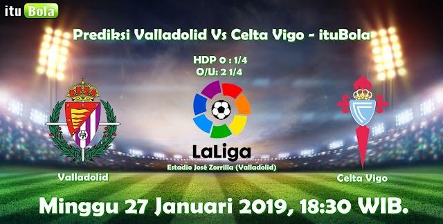 Prediksi Valladolid Vs Celta Vigo - ituBola