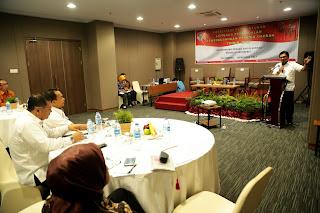 Sekda Nasrun Umar Buka Workshop LPKP