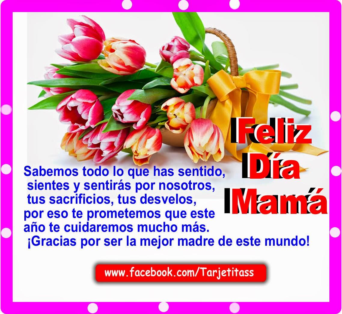 Feliz Día De Las Madres Sabemos Todo Lo Que Has Sentido Sientes Y