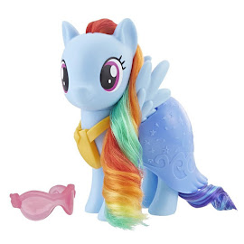 My Little Pony Dress-up Rainbow Dash Brushable Pony