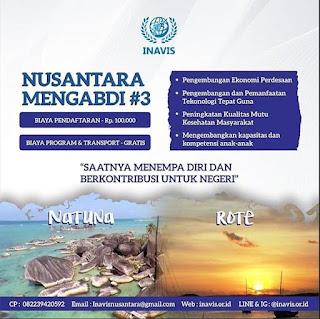 Kontribusi Nusantara Mengabdi #3 Untuk Umum by Inavis