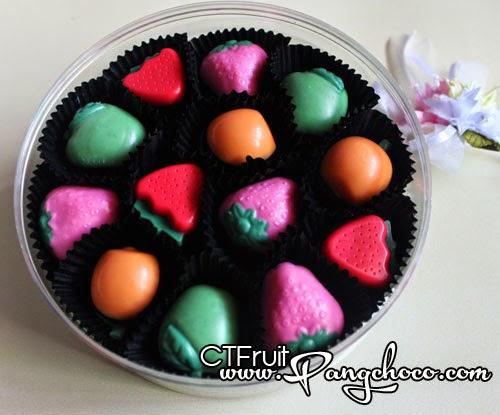 Aneka Coklat Toples Pangchoco Pangchoco Toko Coklat
