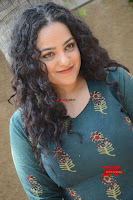 Nithya Menon promotes her latest movie in Green Tight Dress ~  Exclusive Galleries 049.jpg