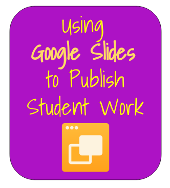 oh the things you can do with technology using google slides to