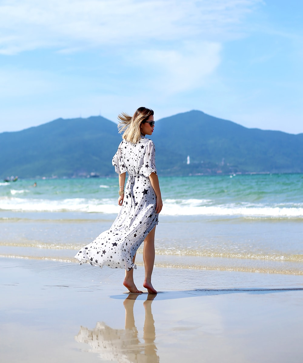 Crystal Phuong- Travel Blog- My Khe Beach, Da Nang