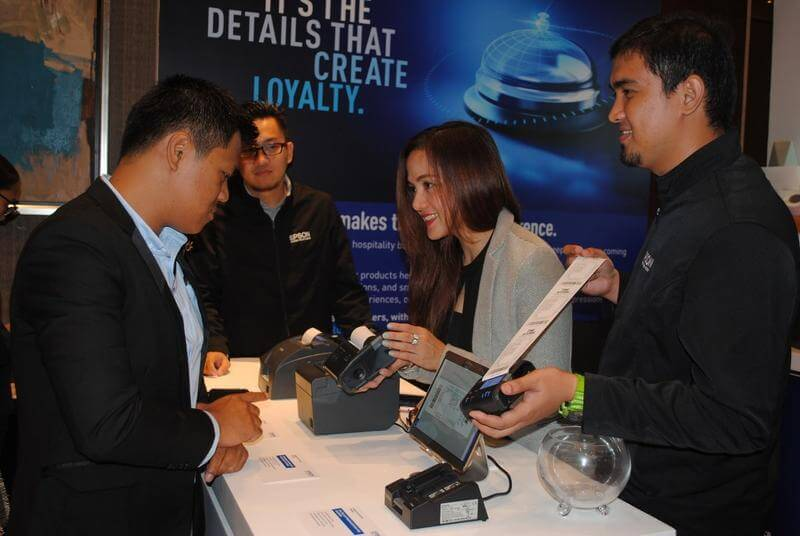 Epson Exhibits Innovative Solutions at the 4th Retail Technology and Innovation Summit Asia