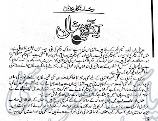 Free PDF Urdu Books: AIK THI MISAAL EPISODE 31