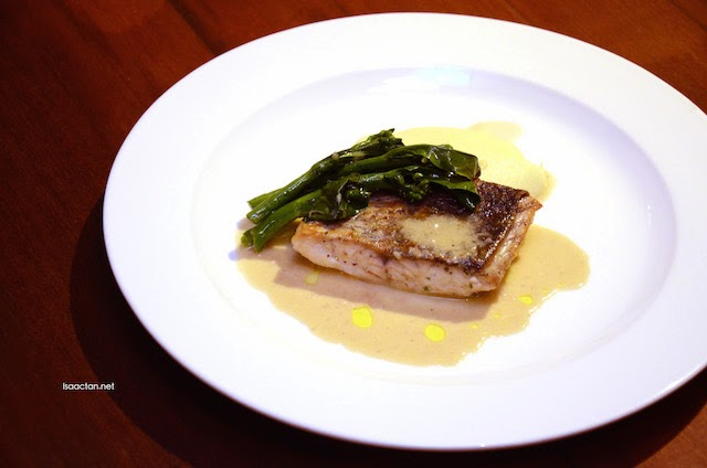Pan Seared Barramundi - RM35