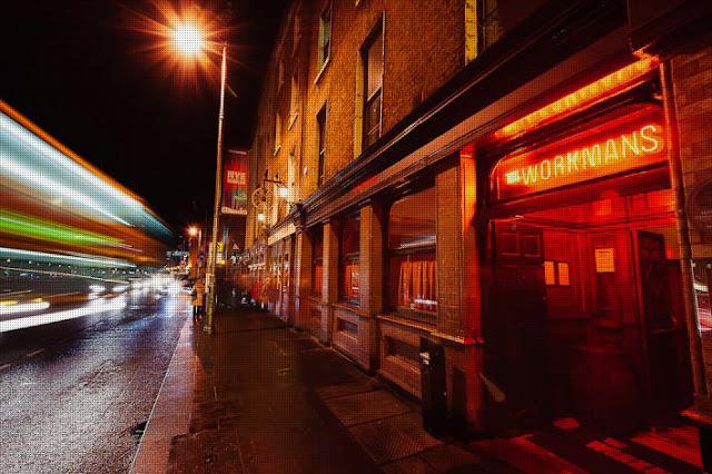 The Workmans Club, Dublin