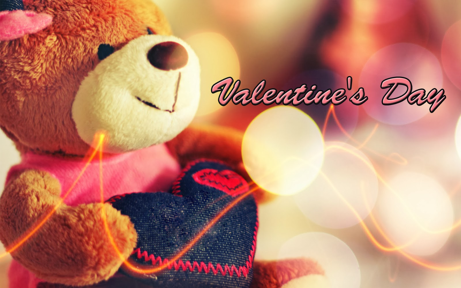 Beautiful Cute Stylish Girl Wallpaper 25 Romantic Valentines Day Wallpapers Picshunger