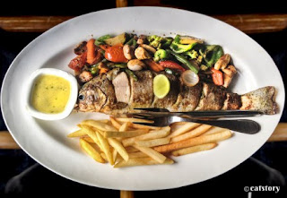Masala Grilled Trout in Manali, Best places to eat in Manali, Where to Eat in Manali,