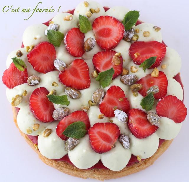 Cake Olives Verte Lardons Dietetique