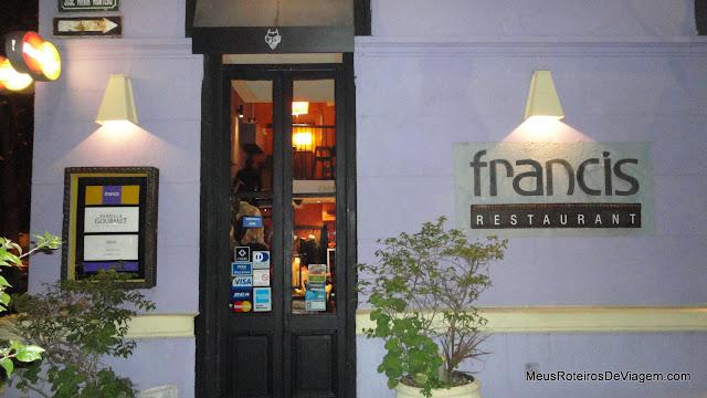 Restaurante Francis - Montevidéu, Uruguai