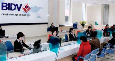 Review BIDV Bank