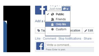 How To Update Facebook Profile Picture Without Notify Anyone