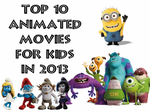 movies for kids 2013