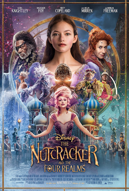 THE NUTCRACKER AND THE FOUR REALMS (2018) ταινιες online seires xrysoi greek subs