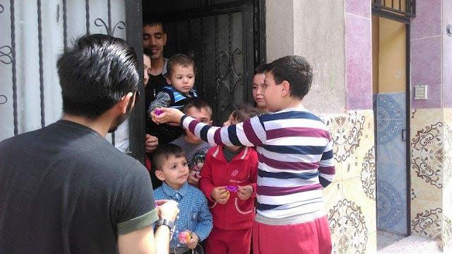 Aegean Refugee Aid (ARA) Sukarelawan Antarabangsa Bantu Pelarian Syria